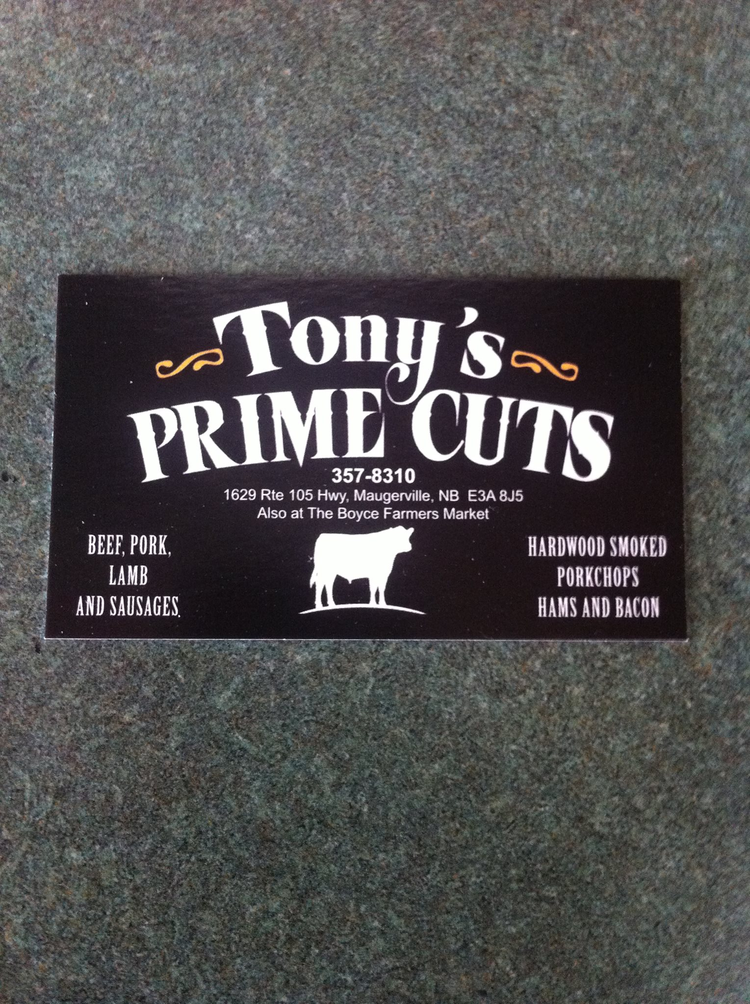 Tony'sPrimeCuts