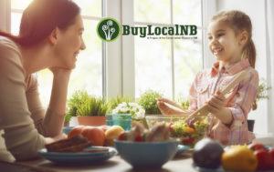 choose local food
